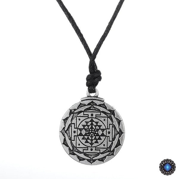 Sri Yantra For Growth And Healing Amulet Project Yourself