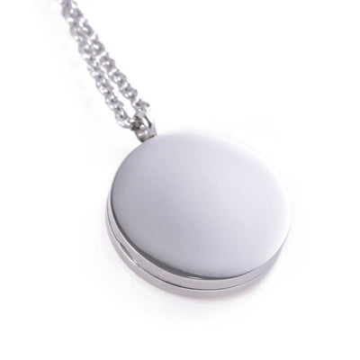 Stainless Steel Essential Oil Diffuser Locket Necklace for Aromatherapy Diffuser Locket Necklace