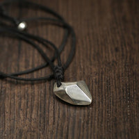 Sterling Silver Wishing Stone Necklace Necklace