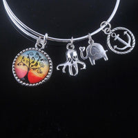 Stunning Tree of Life Adjustable Charms Bangles Bracelet Style 5 Bracelet
