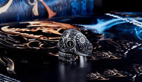 Sugar Skull Ring Rings
