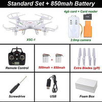 Supafly Quadcopter Drone Standard Set + 850mAh Battery Toys