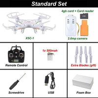 Supafly Quadcopter Drone Standard Set Toys