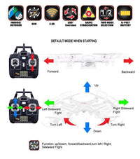 Supafly Quadcopter Drone Toys