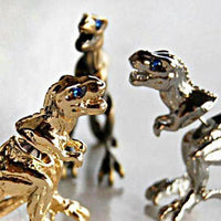 T-Rex Dinosaur Earrings Earrings