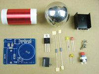 Tesla Coil Experiment Kit DIY Tesla Kit Lights