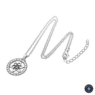 The Astrologer's Star: Angel Kakabel Pendant Necklace Necklace
