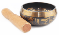 Tibetan Hand Hammered Meditation Singing Bowl Singing Bowl