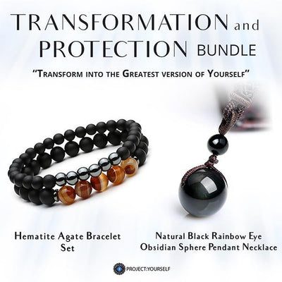 Transformation and Protection Bundle Bracelet