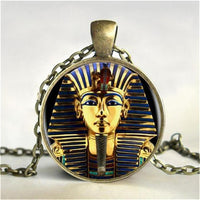 Tutankhamun Handmade Necklace Bronze Necklaces