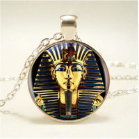 Tutankhamun Handmade Necklace Silver Necklaces