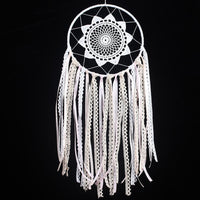 White Lace Mandala Dream Catcher Default Title Dreamcatchers