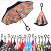 Wind Proof Reverse Folding Umbrella Accessories