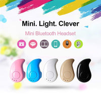 Wireless Micro Earbud Headset Accessories