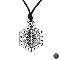 Yggdrasil Tree of Life Pendant Necklace Necklace