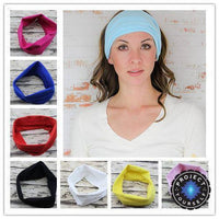 Yoga Stretch Headwrap Headband Bandana Headband