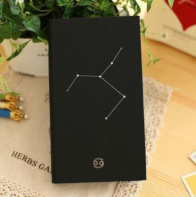 Zodiac Constellation Vintage Diary Cancer Accessories
