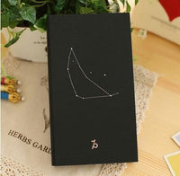 Zodiac Constellation Vintage Diary Capricorn Accessories