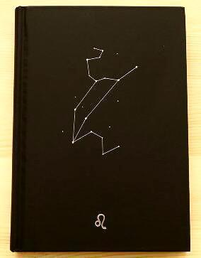 Zodiac Constellation Vintage Diary Leo Accessories