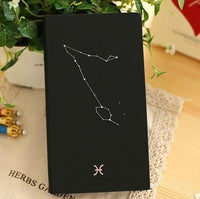 Zodiac Constellation Vintage Diary Pisces Accessories