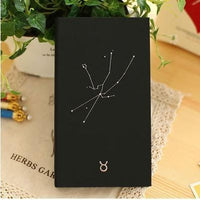 Zodiac Constellation Vintage Diary Taurus Accessories