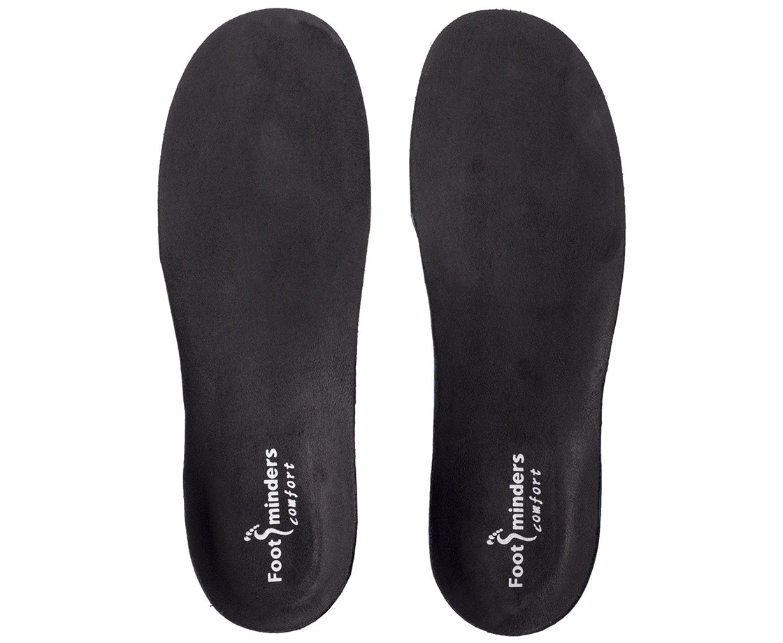 Footminders COMFORT - Orthotic arch support insoles for sports shoes and work boots