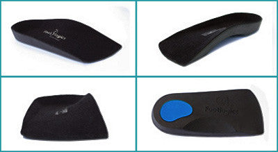 Footminders CASUAL - Orthotic arch support insoles for slip-on shoes-Footminders Inc.