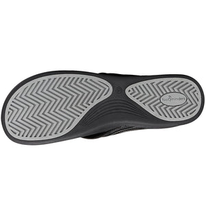 Footminders SEYMOUR Women's Orthotic Sandals - Orthopedic Arch Support and Comfort
