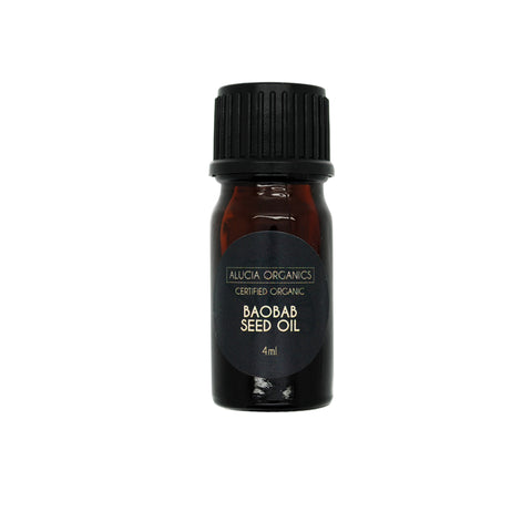 Organic Baobab Oil sample