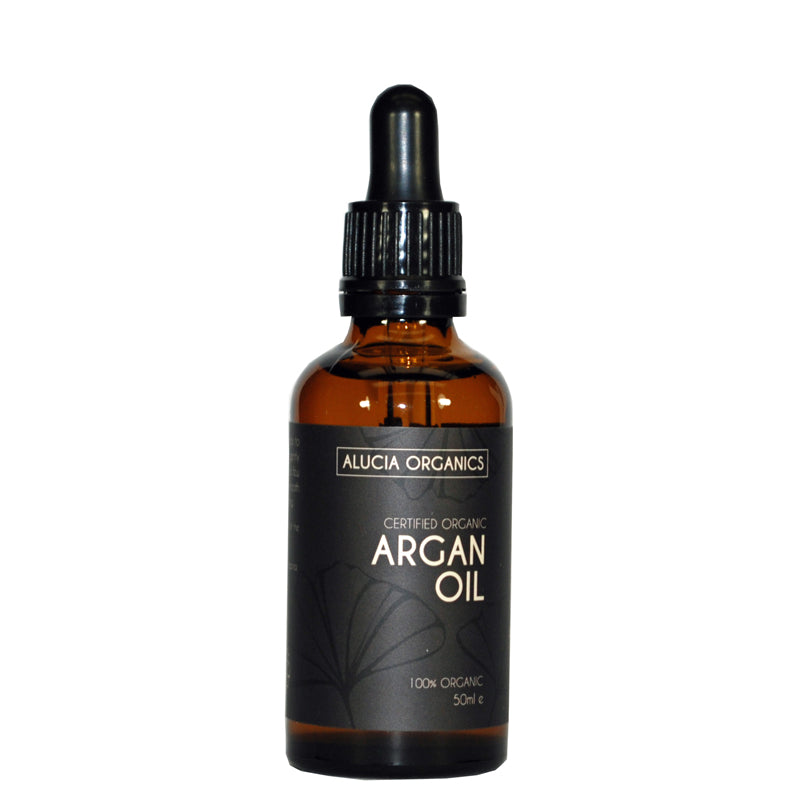 Certified Organic Argan Oil