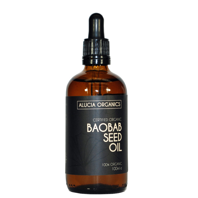 Certified Organic Baobab Seed Oil 100ml