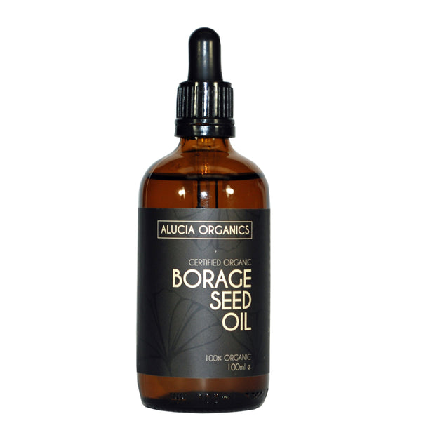 Certified Organic Borage Seed Oil 100ml