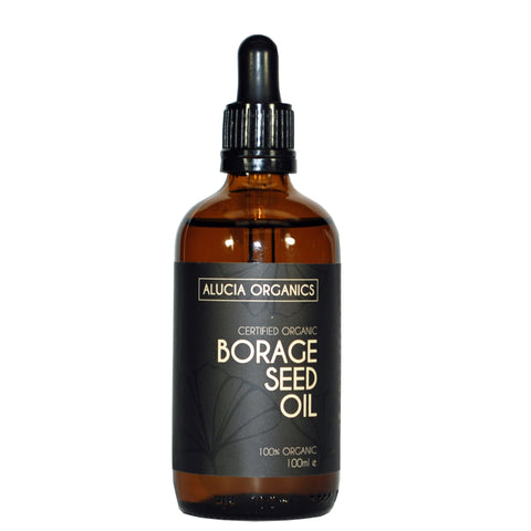 Organic Borage Seed oil