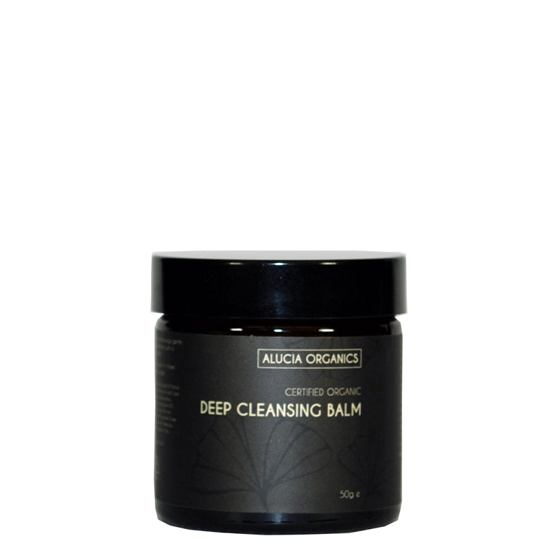 Certified Organic Deep Cleansing Balm 50g