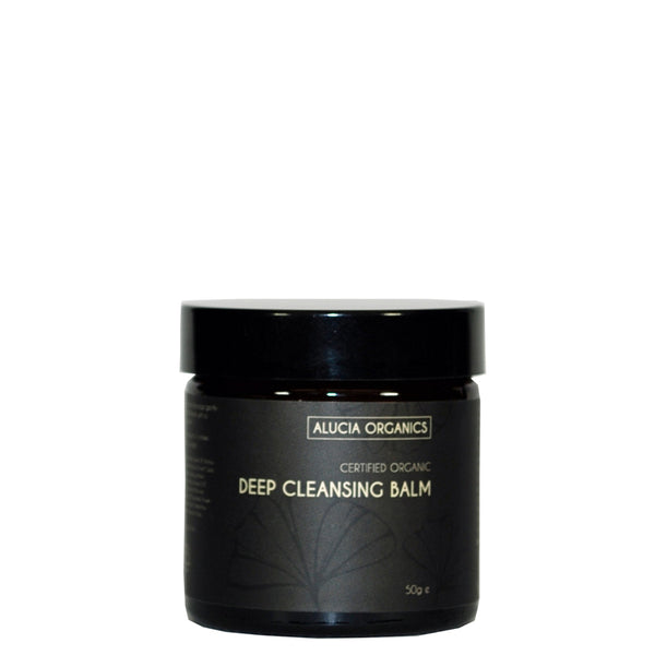 Organic Deep Cleansing Balm