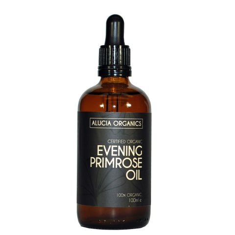 Certified Organic Evening Primrose Oil 100ml