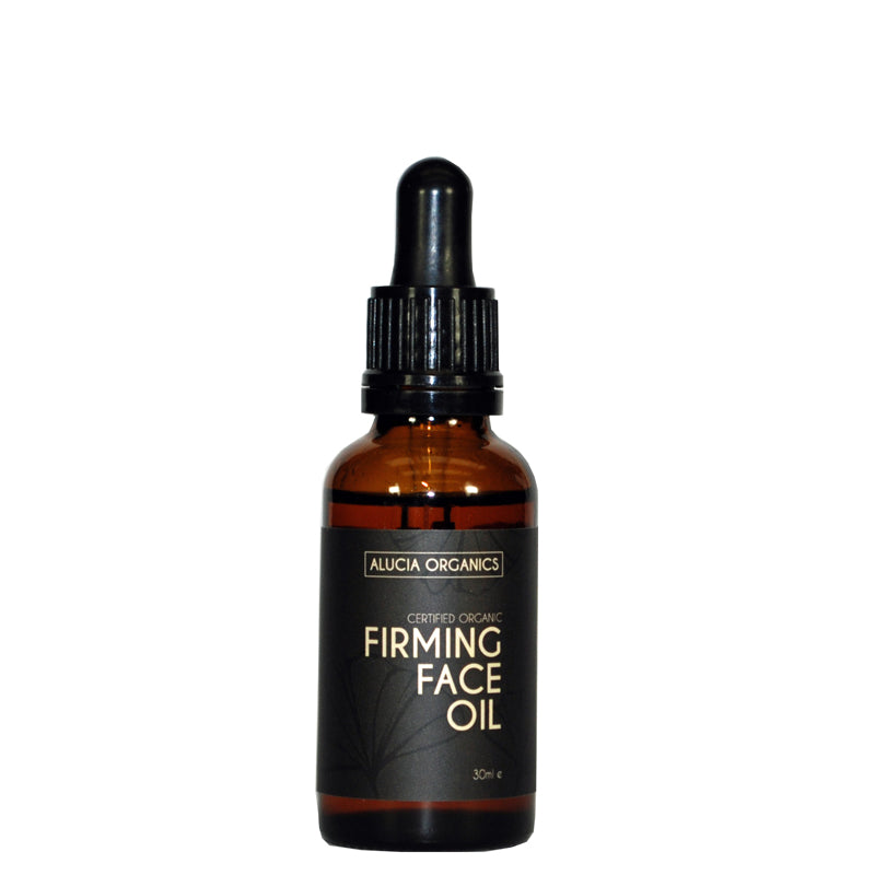 Certified Organic Firming Face Oil 30ml