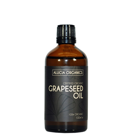 Certified Organic Grapeseed Oil
