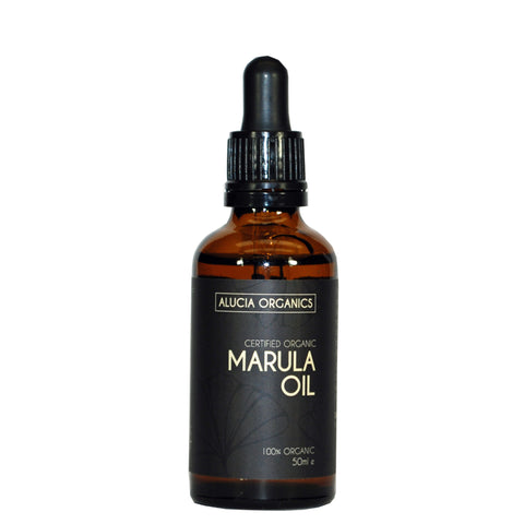 Certified Organic Marula Oil 50ml