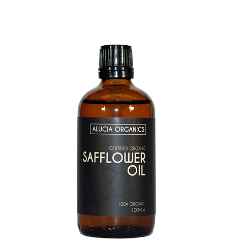 Certified Organic Safflower Oil 100ml