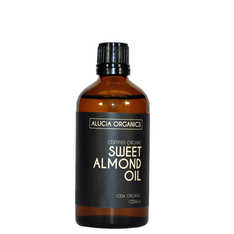 Certified Organic Sweet Almond Oil