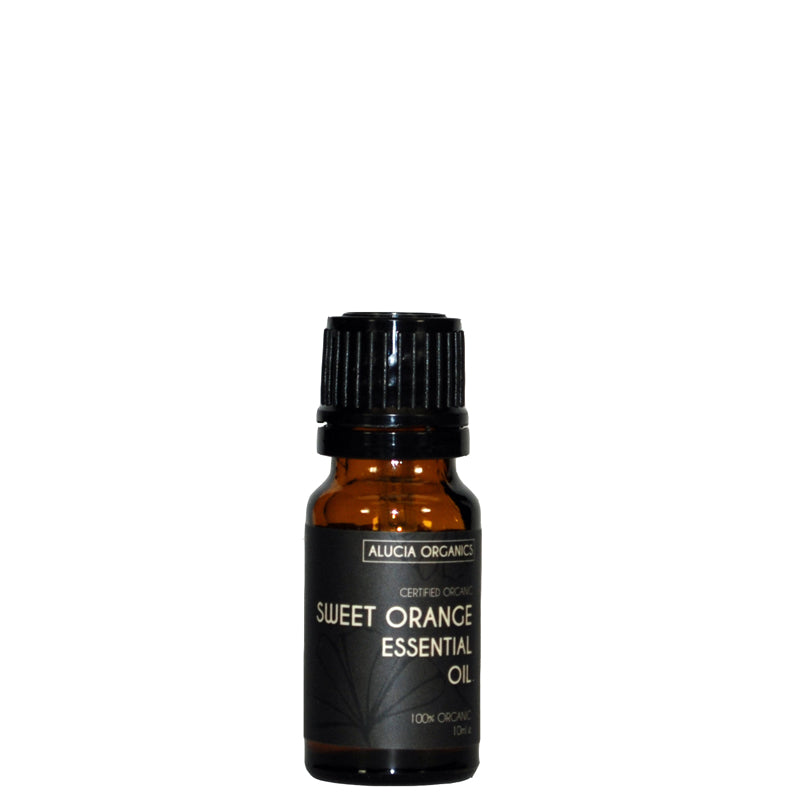 Certified Organic Sweet Orange Essential Oil 10ml