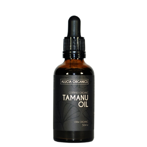Certified Organic Tamanu Oil 50ml