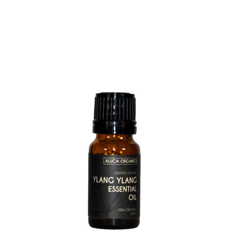 Certified Organic Ylang Ylang Essential Oil 10ml