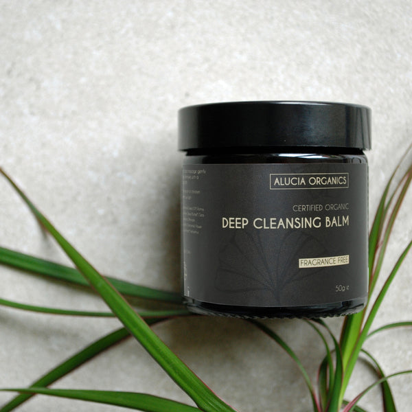 Organic Fragrance Free Cleansing Balm
