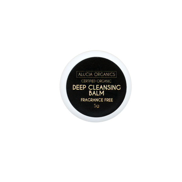 Cleansing Balm unscented sample