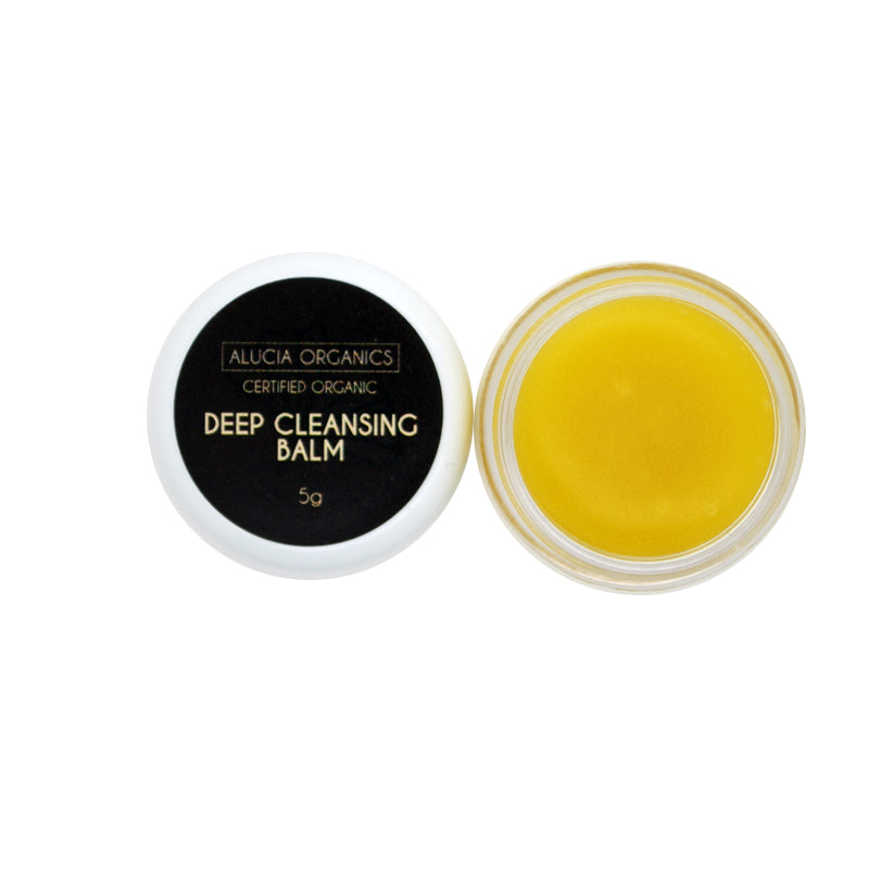 Organic Cleansing Balm sample