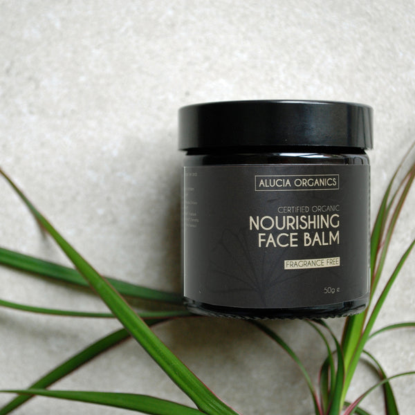 Fragrance Free Face Balm