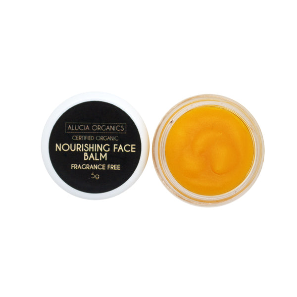 Organic Face Balm fragrance free sample
