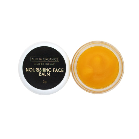 Organic Face Balm sample